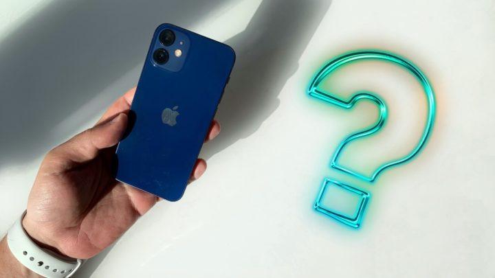 Зачем покупать iPhone 12 mini?